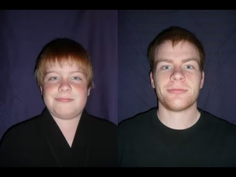 Watch A Boy Become A Man In Just 4 Minutes With Photos A Teen Took Every Day For 10 Years!