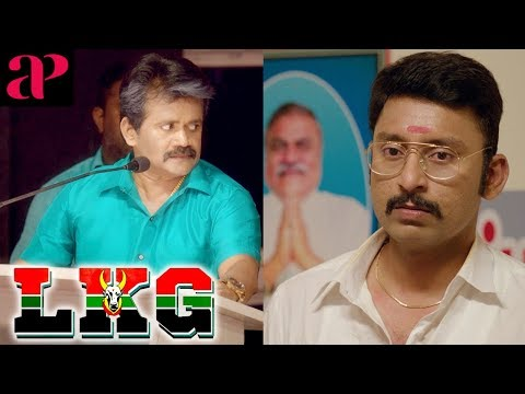 Latest Tamil Comedy 2019 | Lkg Tamil Movie Scenes | Public Get Angry At Jk Rithesh | Rj Balaji