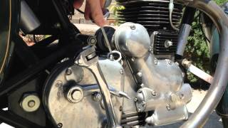 7. How To Check The Oil On A Royal Enfield Bullet