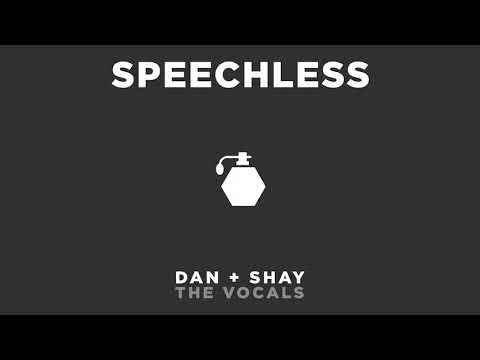Video Dan + Shay - Speechless (The Vocals) download in MP3, 3GP, MP4, WEBM, AVI, FLV January 2017