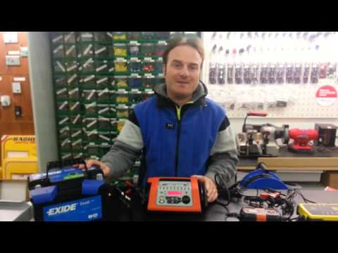 Gianni Spiega i Nuovi Caricabatterie Black&Decker