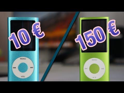 Video MP3 (10€) VS iPod (150€) download in MP3, 3GP, MP4, WEBM, AVI, FLV January 2017
