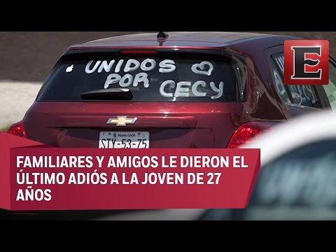 Despiden en ceremonia a maestra baleada en colegio de Monterrey Excélsior TV Excélsior TV