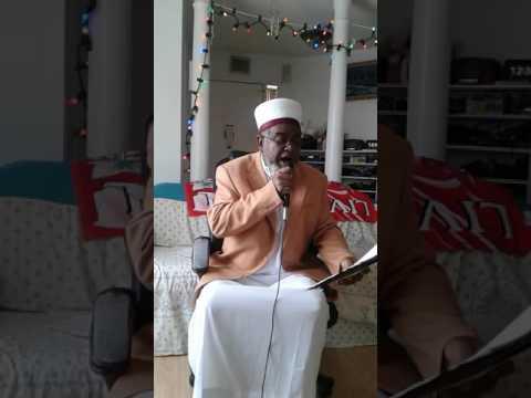 Roy Razak family videos reciting naats