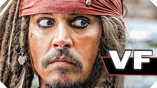 Video PIRATES DES CARAÏBES 5 - NOUVELLE Bande Annonce VF (2017) MP3, 3GP, MP4, WEBM, AVI, FLV Oktober 2017