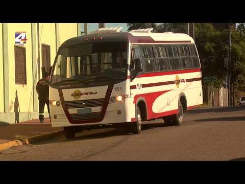 Copay incrementa servicio urbano desde el lunes 1° de junio