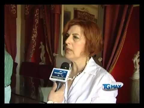 Lanciano, servizio tgmax del 21 giugno 2012. premi: giornalismo