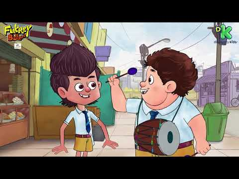 Fukron Ki Toli #3 | Fukrey Boyzzz New Episodes | Discovery Kids India