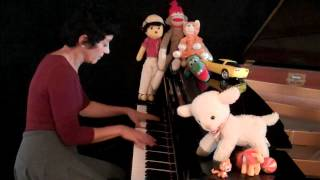 March Of The Toys from Babes in Toyland (Maria Holloway, piano)