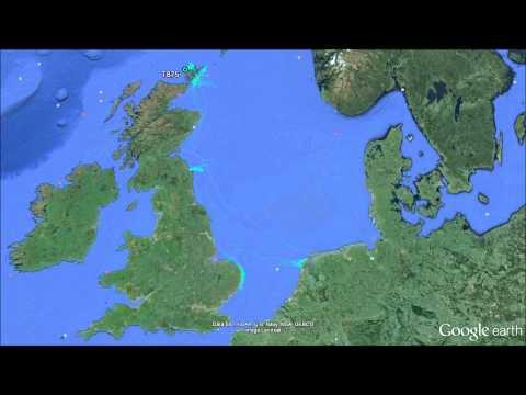 Retourtje Schotland: zeehond maakt fikse tocht