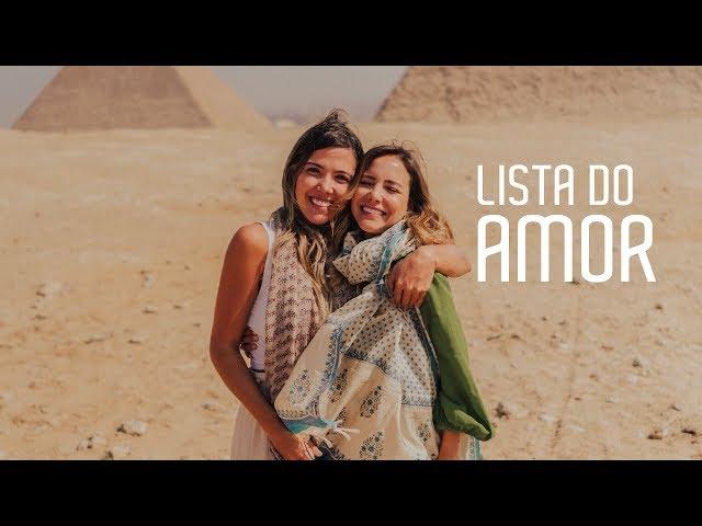 O mês que vai ficar para história | Lista do AMOR Outubro 2019 - Luisa Accorsi