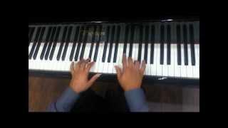 Las Cosas Pequenas TUTORIAL de PIANO Javier Melodico