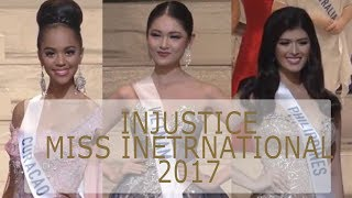 Video [INJUSTICE] MISS INTERNATIONAL 2017 MP3, 3GP, MP4, WEBM, AVI, FLV November 2017