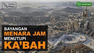 Video Sudah Terjadi! Bayangan Menara Jam Menutupi Ka'bah MP3, 3GP, MP4, WEBM, AVI, FLV Desember 2018