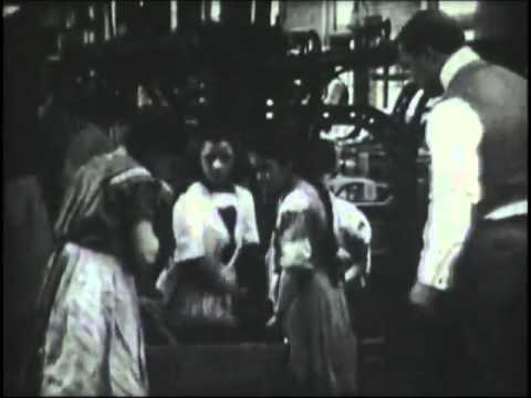 clip1912 - Early filmmaker Edwin Thanhouser produced this film to draw attention to the exploitation of child labor. The film is presented in three settings. This clip ...
