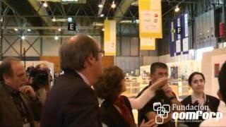 Visita del Ministro de Educación a SpainSkills