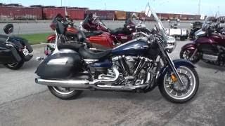 6. 010605 - 2013 Yamaha Stratoliner S - XV19CTSDLC - Used Motorcycle For Sale