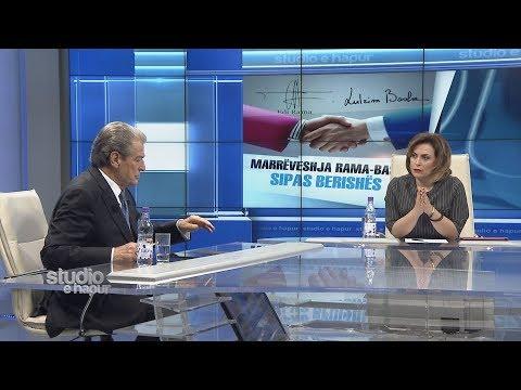 Berisha tregon prapaskenat dhe mesazhet me Edi Ramen, para firmosjes se paktin me Bashen (видео)