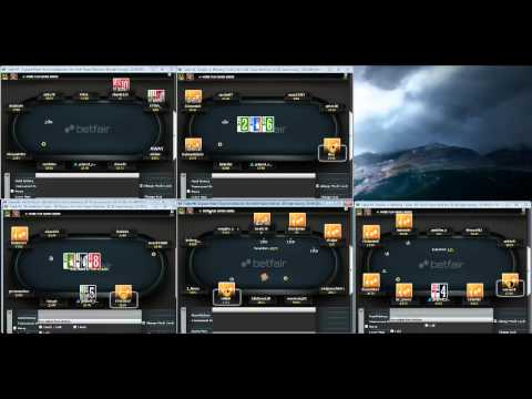Gripsed Poker Training – #24 – How to win Sit n Go's!