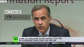Mark Carney U-turns on #Brexit predictions
