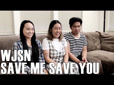 Video WJSN (우주소녀)- Save Me Save You (Reaction Video) download in MP3, 3GP, MP4, WEBM, AVI, FLV January 2017