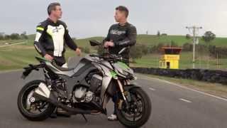 5. Bikelife Bike Review - 2014 Kawasaki Z1000