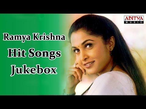 Ramya Krishna Golden Hit Songs    Birthday Special     Jukebox