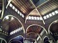 冬休み中米旅行。コスタリカ、カルタゴの教会。13.3.1