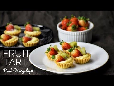 Fruit Tart | Tat Buah