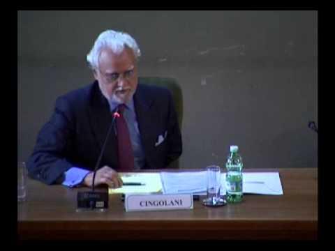 Conclusioni di Stefano Cingolani