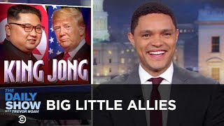 Big Little Allies | The Daily Show