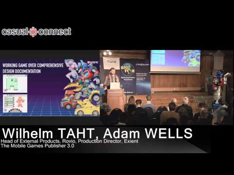 The Mobile Games Publisher 3.0 | Wilhelm TAHT, Adam WELLS
