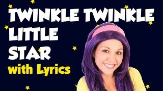 Twinkle Twinkle Little Star, Nursery Rhymes Lyrics