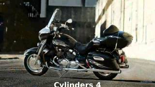 2. 2013 Yamaha Royal Star Venture S Specs