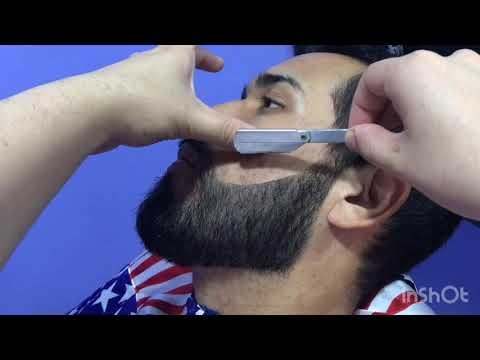 Dica infalível para preencher barba falhada