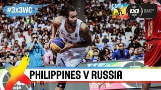 Video Philippines rout basketball powerhouse Russia | Full Game | FIBA 3x3 World Cup 2018 MP3, 3GP, MP4, WEBM, AVI, FLV Oktober 2018