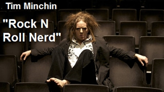 "Tim Minchin | ""Rock N Roll Nerd"" 