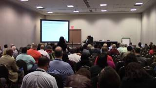 2016 ASQ World Conference Kaizen Kanban Presentation Video part 1