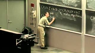 Organic Chemistry 51A. Lecture 18. Introduction To Understanding Organic Reactions