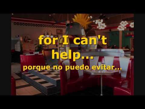 Video Elvis Presley - Can't Help Falling In Love - Subtitulada en español e inglés download in MP3, 3GP, MP4, WEBM, AVI, FLV January 2017