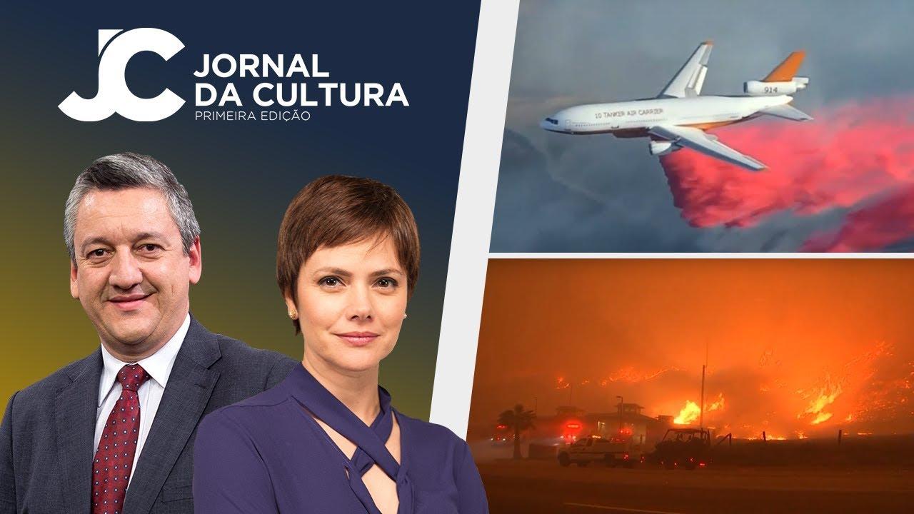 Jornal da Cultura 1ª Edição | 12/11/2018