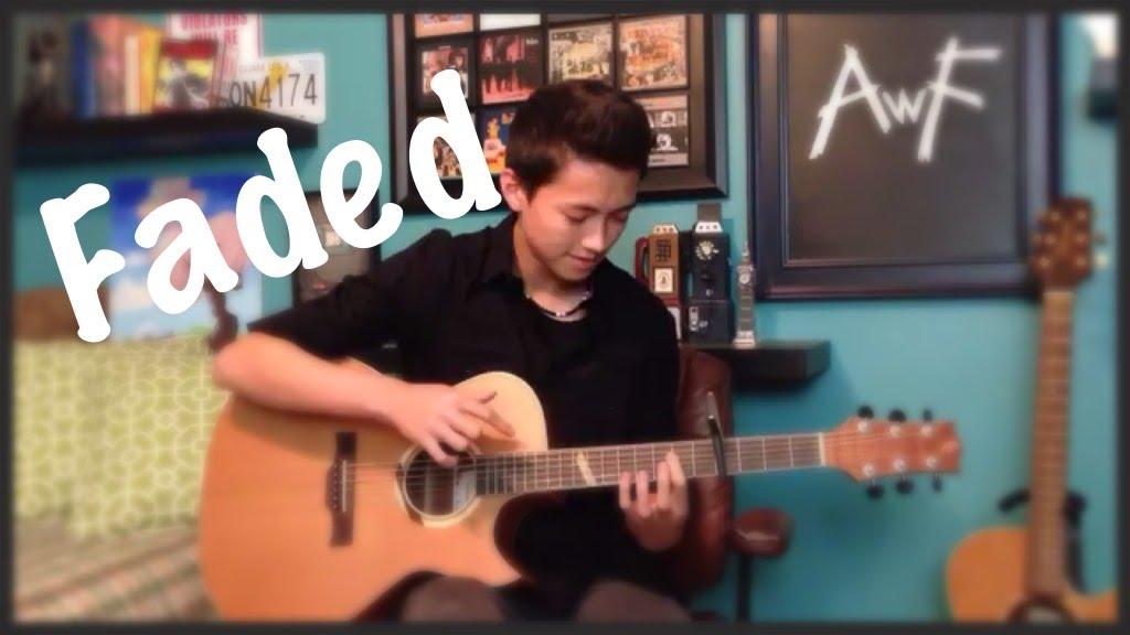 Alan Walker – Faded – Cover (Fingerstyle Guitar)