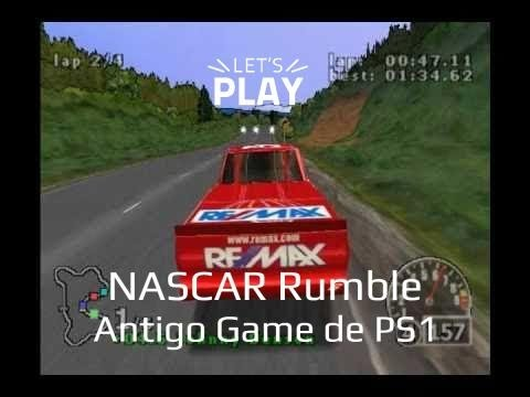 nascar rumble playstation 1 download
