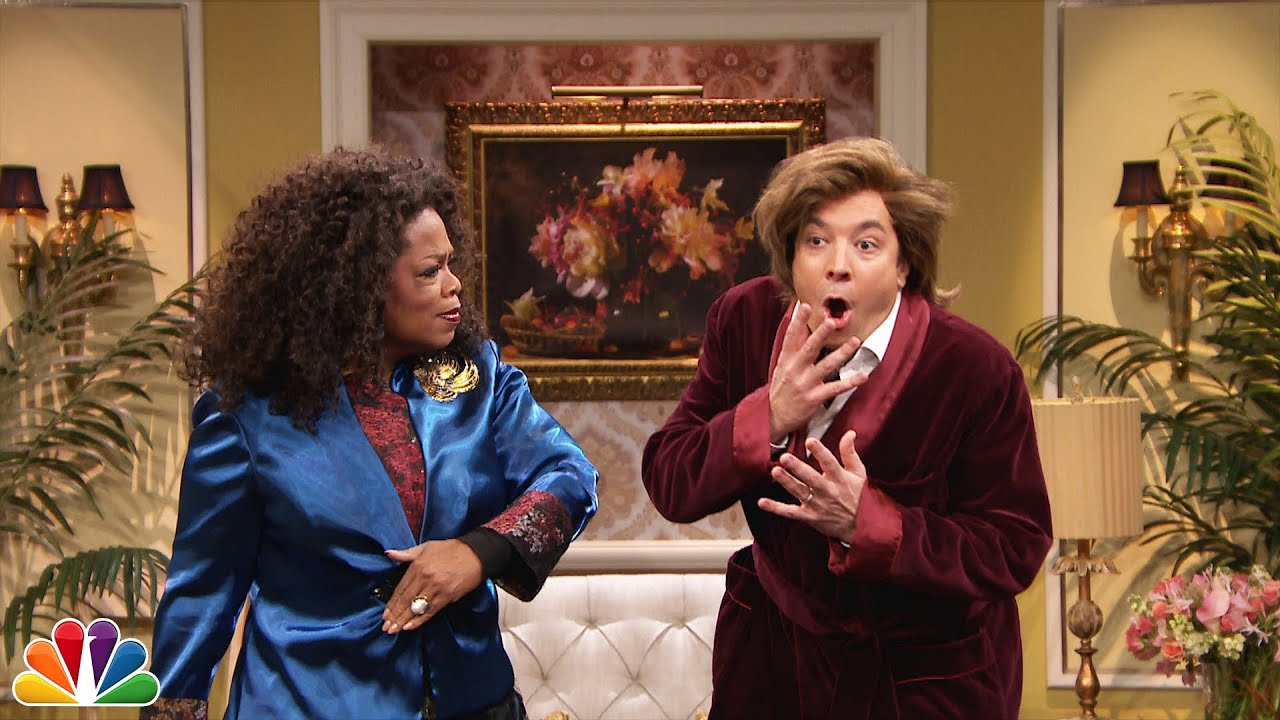 Video: 'Midnight Meadows' Jimmy Fallon & Oprah Winfrey's Vocal Effects Soap Opera