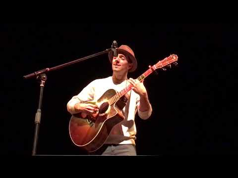 Jason Mraz - I Won't Give Up * Solo Acoustic Tour 2018 * Orlando FL * Dr Phillips Center Mp3