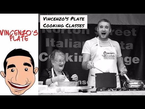 ITALIAN COOKING CLASSES | Sydney Cooking Classes For Beginners
