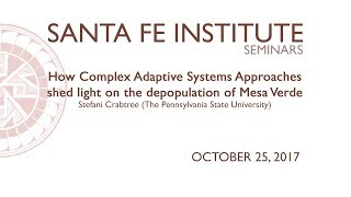 How Complex Adaptive Systems Approaches shed light on the depopulation of Mesa Verde