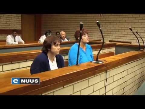 Renette Wright borgtog geweier / Renette Wright refused bail