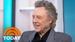 Christopher Walken: At First I Can't Tell When People Are Imitating Me | TODAY