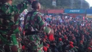 Video Baret merah komando HUT TNI 72 MP3, 3GP, MP4, WEBM, AVI, FLV Oktober 2018